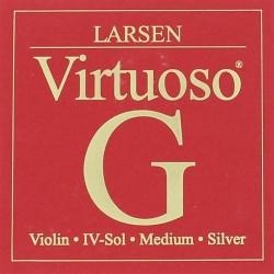 Larsen Virtuoso G Medium Silver