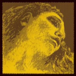 Struna skrzypcowa G srebrna Evah Pirazzi Gold 4/4