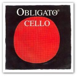 Struna wiolonczelowa D PIRASTRO OBLIGATO