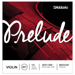 Komplet strun skrzypcowych 1/4 Prelude