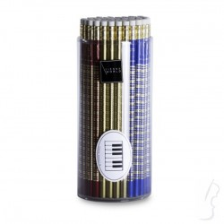 Ołówek z nadrukiem: KLAWIATURA, kolor