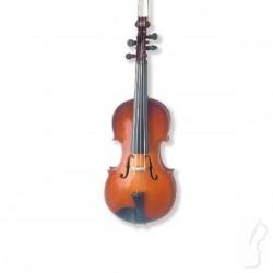 Miniatura skrzypiec - zawieszka