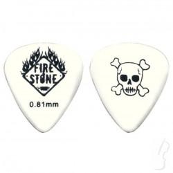Kostka gitarowa Skull 0,81 mm