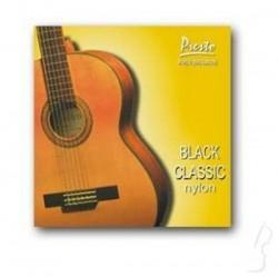 Komplet strun do gitary klasycznej Black Classic