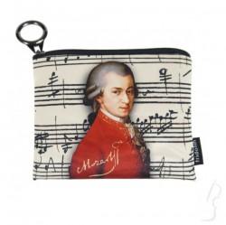 Portmonetka na zamek- Mozart