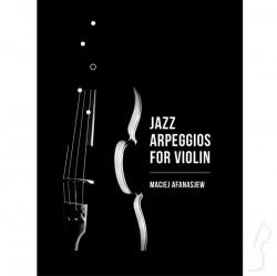 """Jazz Arpeggios For Violin"""
