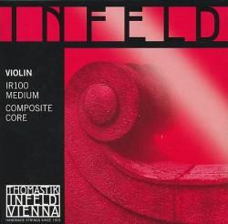 E Chromowana/Pozłacana Infeld Red