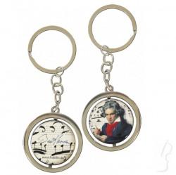 Brelok okrągły - Beethoven