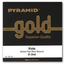 """Komplet strun altówkowych Pyramid Gold 16"""""""