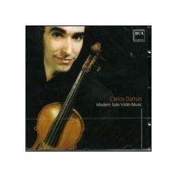 Carlos Damas - Modern Solo Violin Music