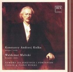 I.J. Paderewski - Utwory na skrzypce i fortepian