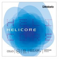 Struna wiolonczelowa C Helicore 4/4