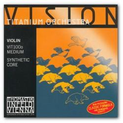 D Struna 4/4 VISION TITANIUM Orkiestrowa