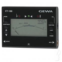 Tuner chromatyczny GEWA CT-100