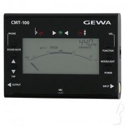 Metronom i tuner chromatyczny GEWA CMT-100