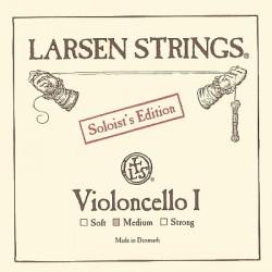 Struna wiolonczelowa A Larsen Solo 4/4