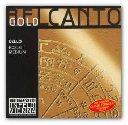 Komplet Belcanto Gold 4/4