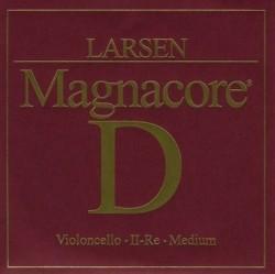 Struna wiolonczelowa D Larsen Magnacore 4/4