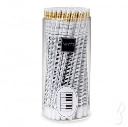 Ołówek z nadrukiem: KLAWIATURA