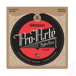 Komplet strun gitarowych D'Addario Pro Arte