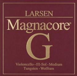Struna wiolonczelowa G Larsen Magnacore 4/4