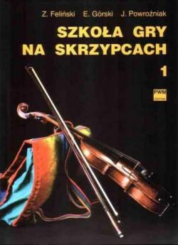 """""""Szkoła gry na skrzypcach"""" cz.1"""