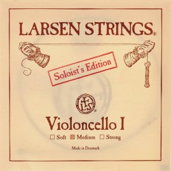 Struny wiolonczelowe Larsen Solo 4/4