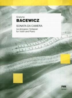 """""""Sonata da camera"""""""
