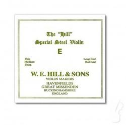 Struna skrzypcowa E Hill 4/4