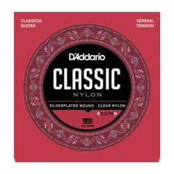 Komplet strun gitarowych D'Addario Classic Nylon