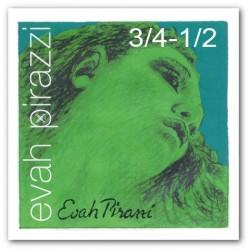 Komplet 3/4-1/2 EVAH PIRAZZI Medium