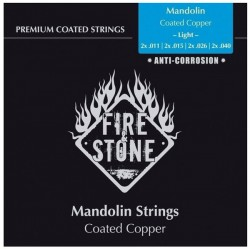 Komplet strun do mandoliny Fire Stone