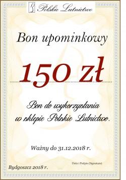 Bon upominkowy 150 zł