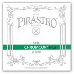 Struna wiolonczelowa D Chromcor Plus 4/4