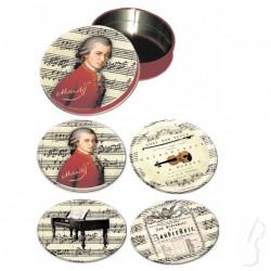 Podkładki pod kubek - Mozart