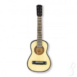 Miniatura gitary z magnesem