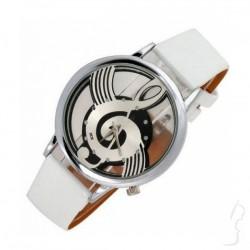 Zegarek z motywem muzycznym
