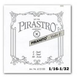 Komplet  1/16-1/32 Pirastro Piranito