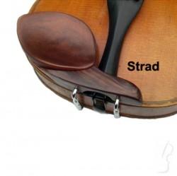 Nakładka GelRest Strad 4/4, palisandrowa