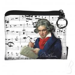 Portmonetka na zamek- Beethoven