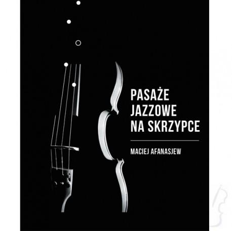 """""""Pasaże jazzowe na skrzypce"""""""