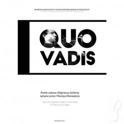 """""""Quo vadis"""" Partie solowe Z. Seiferta spisane przez M. Afanasjewa"""