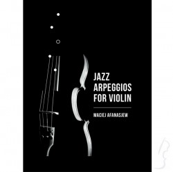 """Jazz Arpeggios For Violin"""