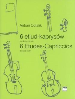 """""""6 Etiud-Kaprysów na skrzypce"""""""