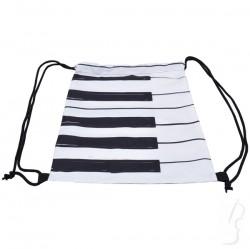 Plecak - worek z motywem klawiatury