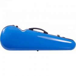 Futerał skrzypcowy 4/4 M-case Vision, niebieski
