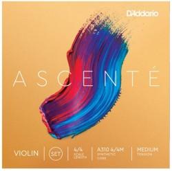 Komplet strun skrzypcowych Ascente D'Addario