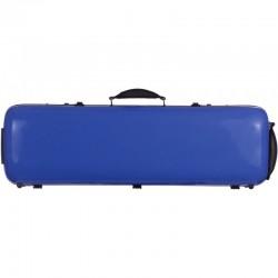 Futerał skrzypcowy 4/4 M-case Safe Oblong, niebieski