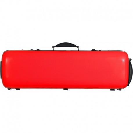 Futerał skrzypcowy 4/4 M-case Safe Oblong, czerwony