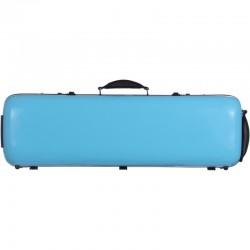 Futerał skrzypcowy 4/4 M-case Safe Oblong, błękitny